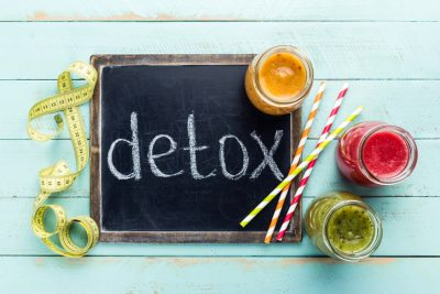 detox smoothie drinks
