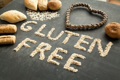 Gluten free bread for people that got special diet.